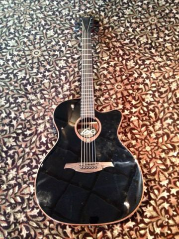 LAG Tramontane acoustic-electric $699.00